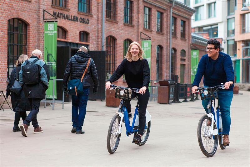 Oslo Cycling
